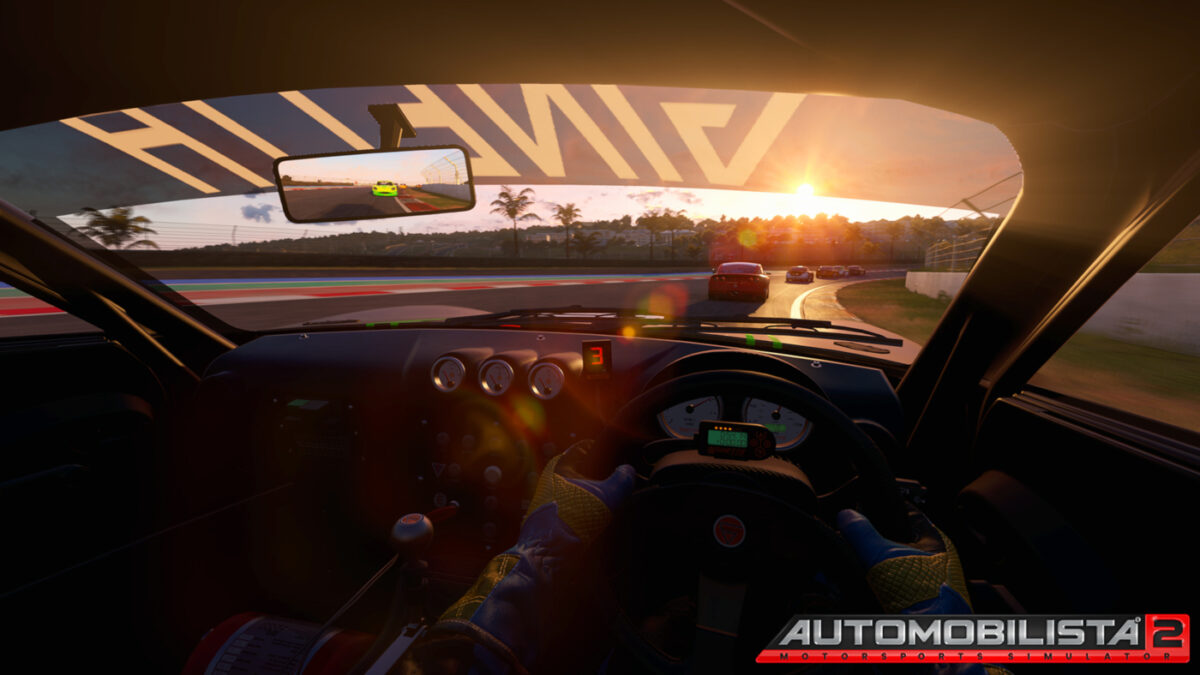 The Automobilista 2 January 2021 Development Update has been shared by Reiza Studios