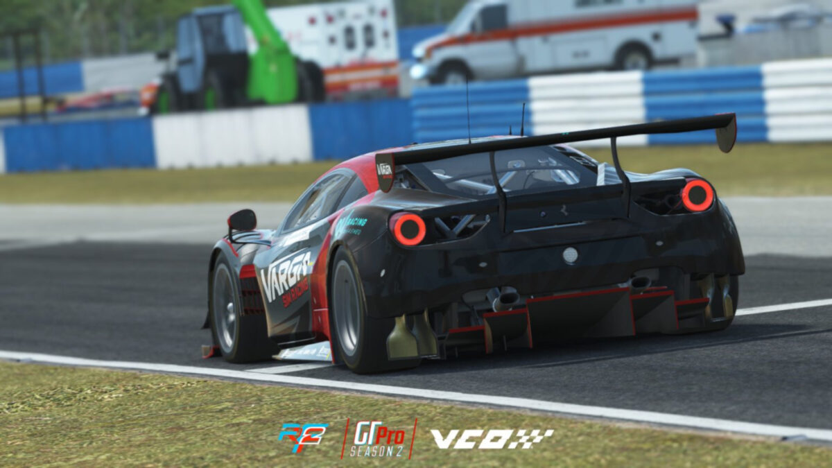 The big rFactor 2 GT3 Balance of Power update should give you an equal chance of victory in any car