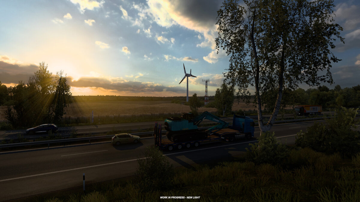 Try out the Euro Truck Simulator 2 Open Beta 1.40 Available Now