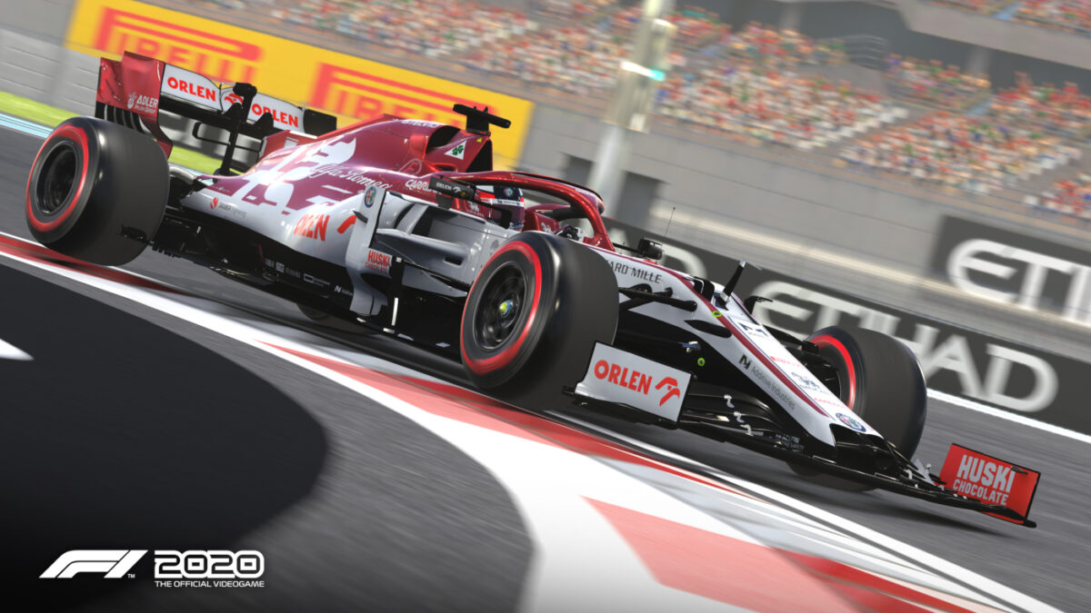 F1 2020 Patch 1.16 Released