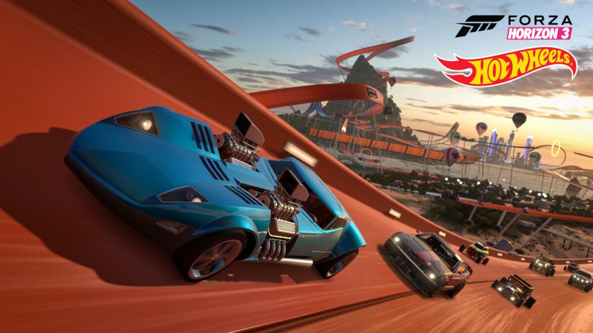Forza Horizon 4 Hot Wheels Pack DLC Leaked