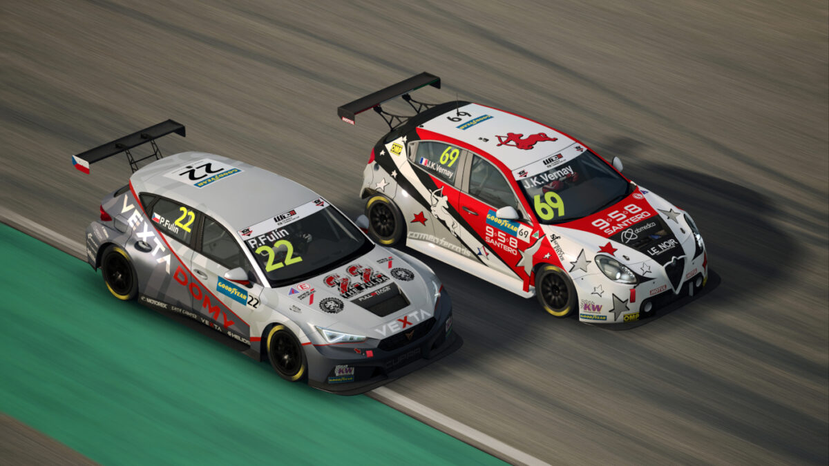 Sector3 Preview A RaceRoom WTCR 2020 Car Pack