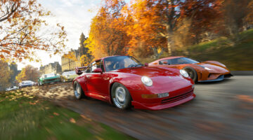 Forza Horizon 4 is coming to Steam on March 9,2021