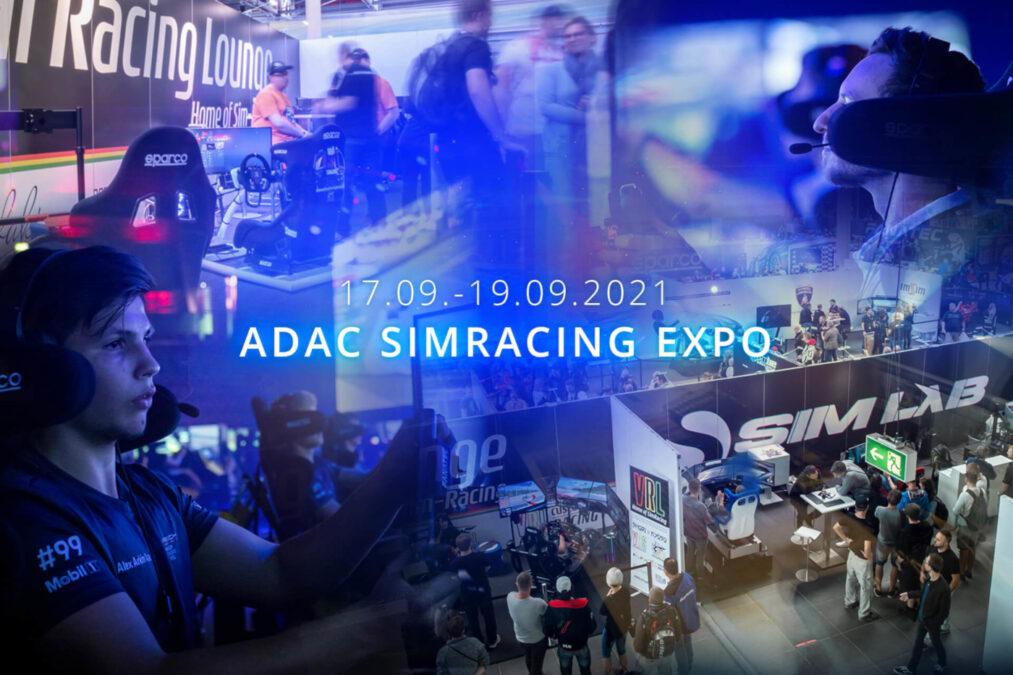2021 ADAC SimRacing Expo Dates Announced