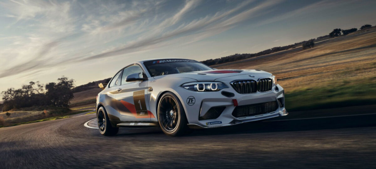 There was excitement at the prospect of the BMW M2 CS Racing coming to Assetto Corsa...