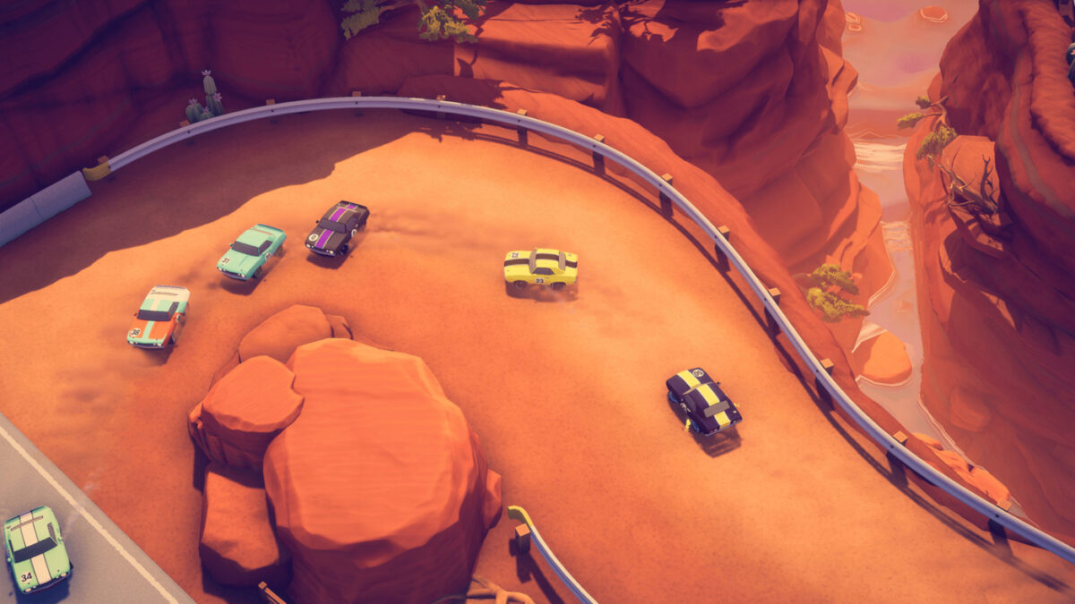 Circuit Superstars lets you race in a variety of motorsport disciplines