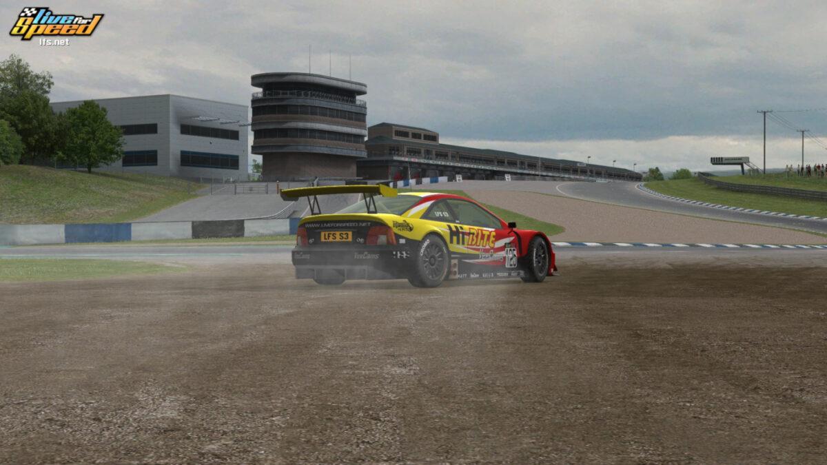 Live for Speed Version 0.6V Released