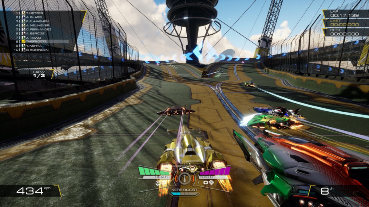 PACER Released For The Xbox One