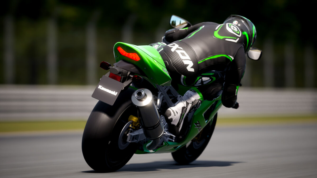 The 2004 Kawasaki Ninja ZX-6R