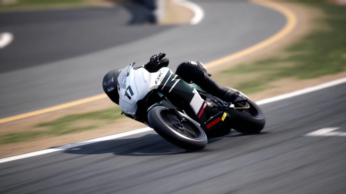 The 2017 Honda CBR300R Racing Modified in the RIDE 4 Bonus Pack 05