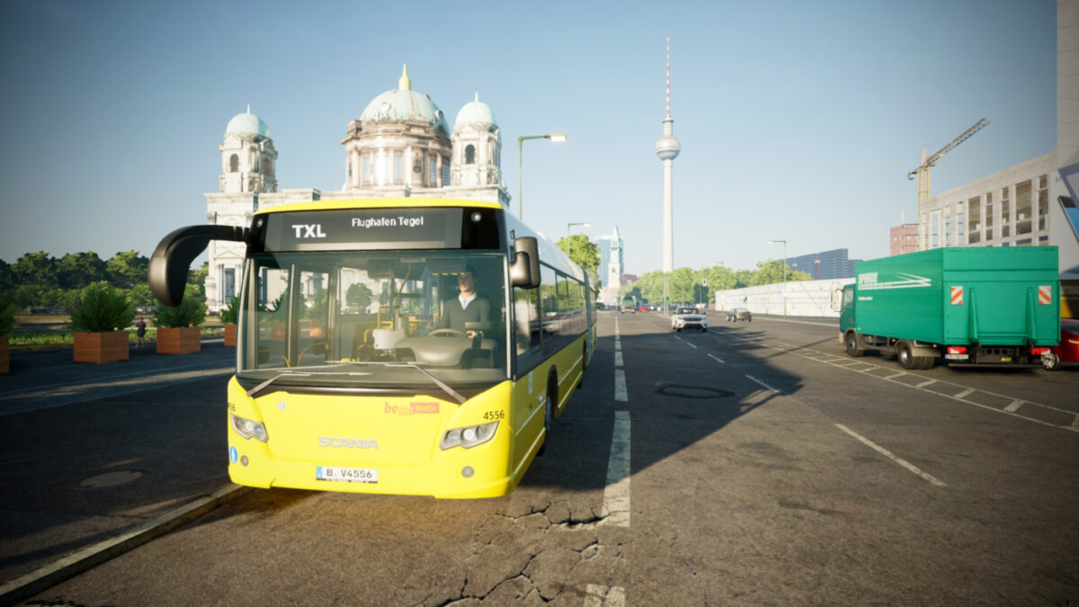 Swap sim racing for passenger transport as The Bus is released on Steam Early Access