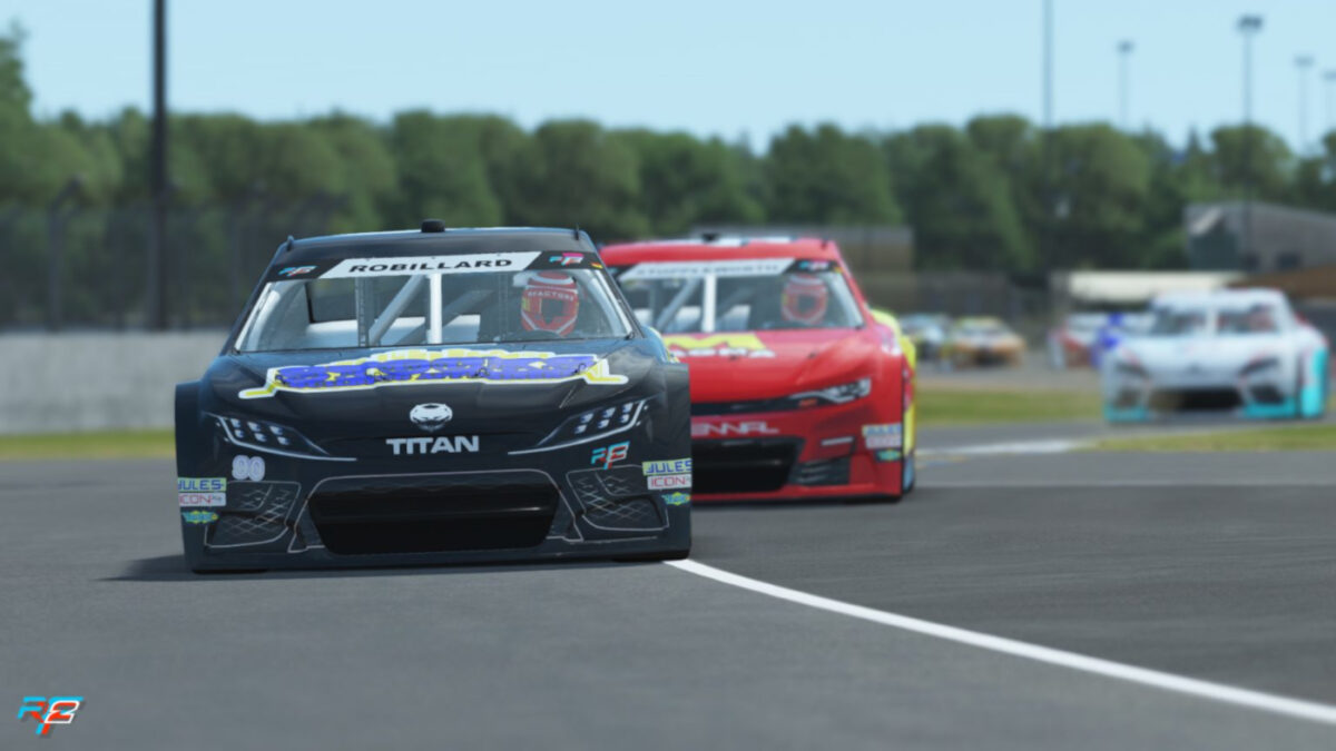 Are you pleased that rFactor 2 adds the SC2018x Stock Car?