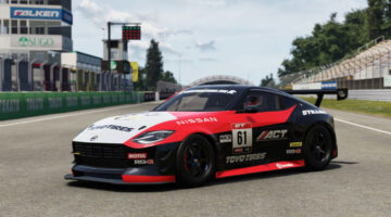 The Nissan Proto Z and Racing Conversion in Project CARS 3 Power Pack DLC