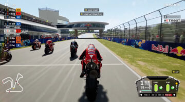 Watch the first official MotoGP 21 Gameplay Video