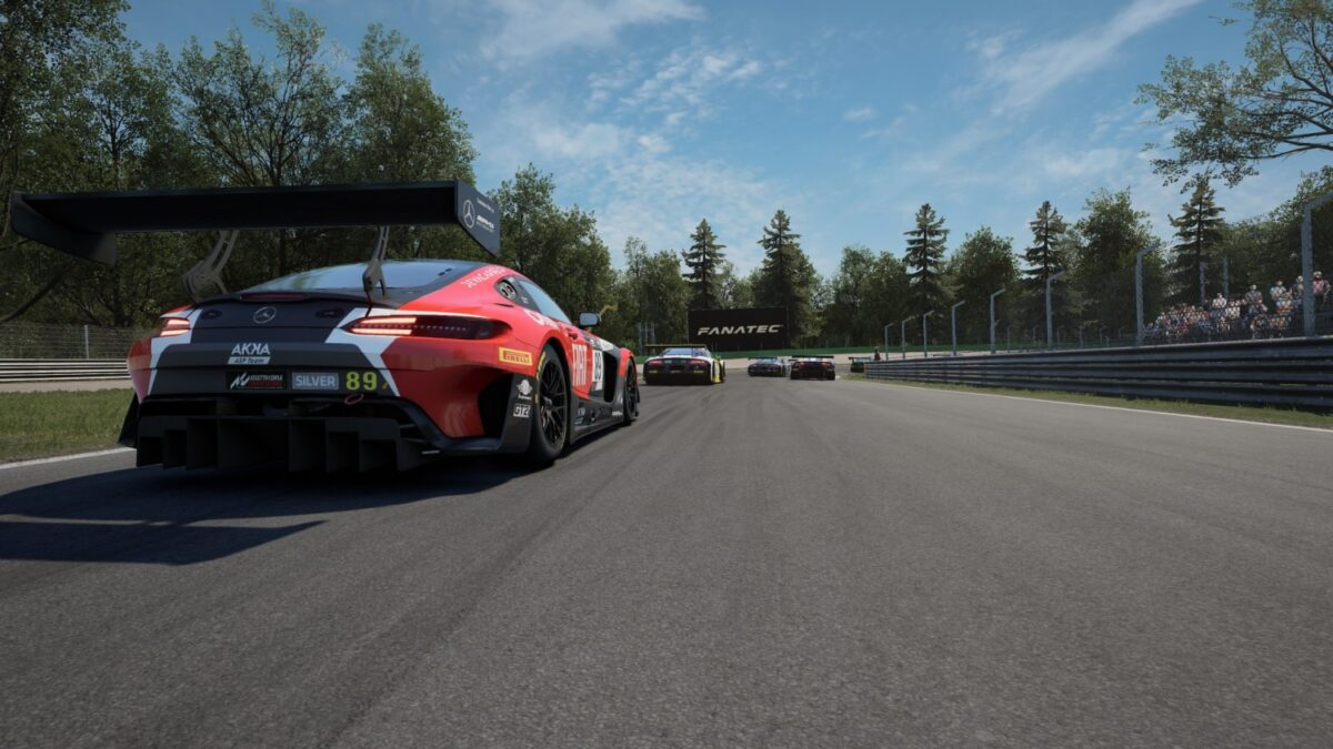 Fanatec GT World Challenge Europe Powered by AWS