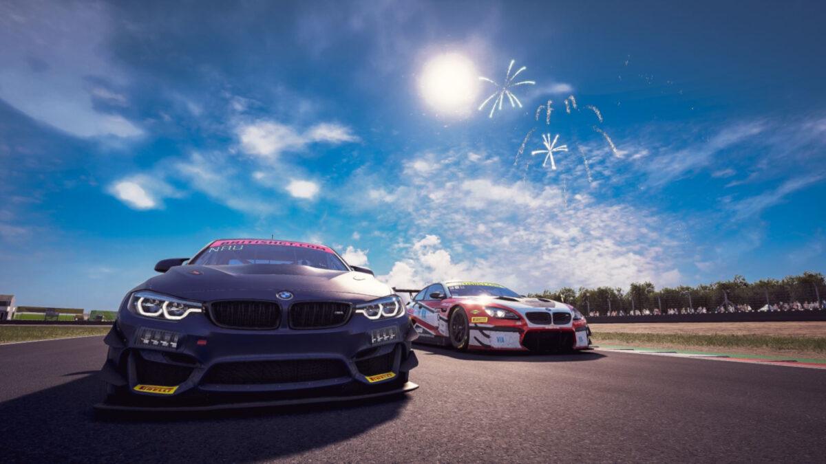Naujoks Wins The 2021 British GT4 Esports Championship
