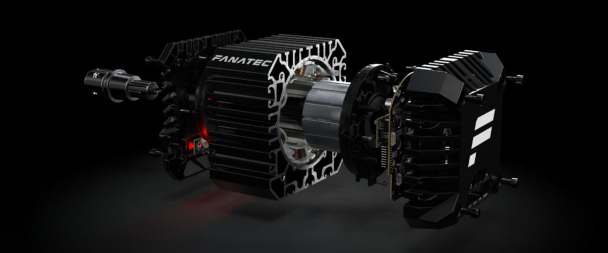 The new Fanatec CSL DD Wheel Base opens up direct drive wheels to a new group of sim racers