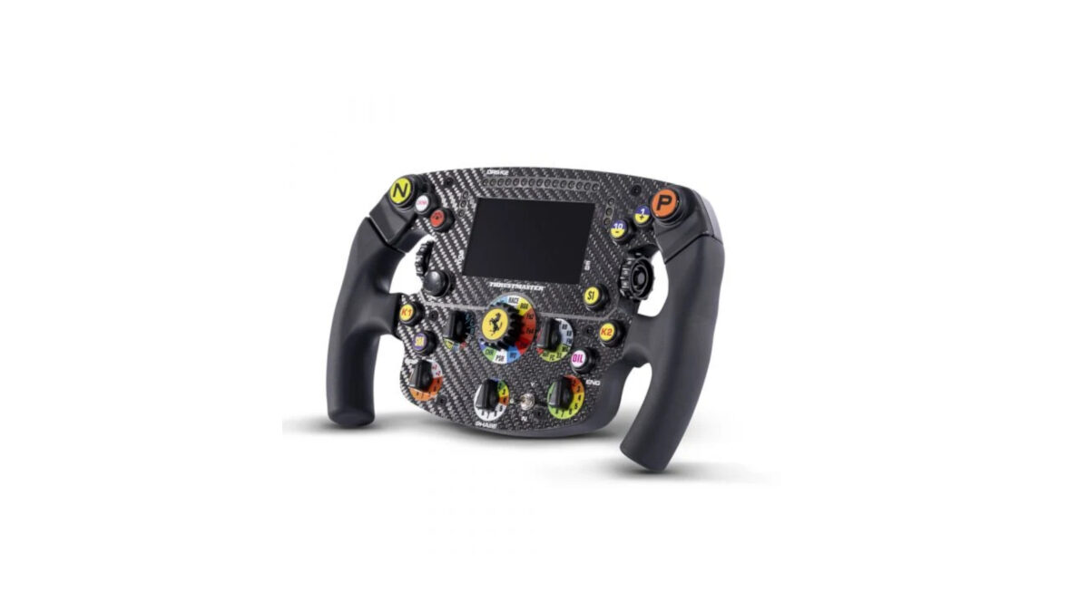 Now you can really pretend you're Charles LeClerc...