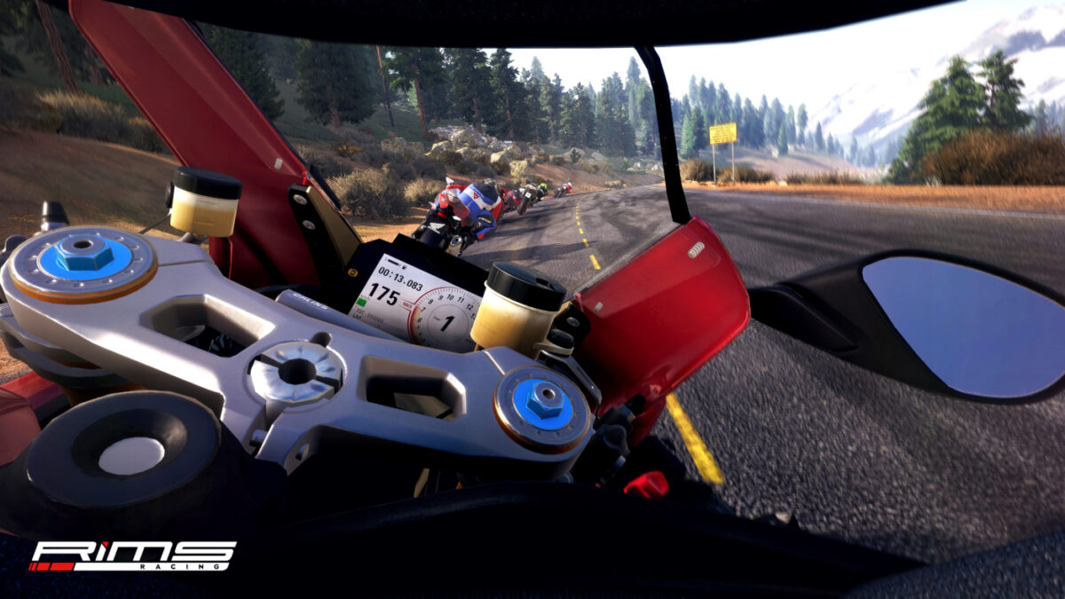 Another biking title is coming, with the RIMS Racing motorcycle sim due out in August 2021