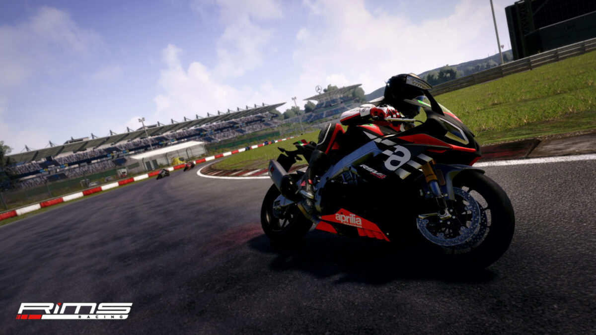 RaceWard Studios are aiming for realistic and accurate handling in RiMS Racing