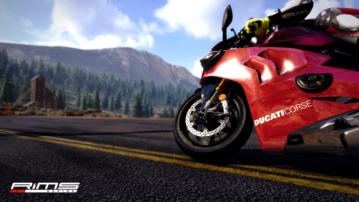 The Ducati Panigale V4 R is one of the bikes confirmed for RiMS Racing