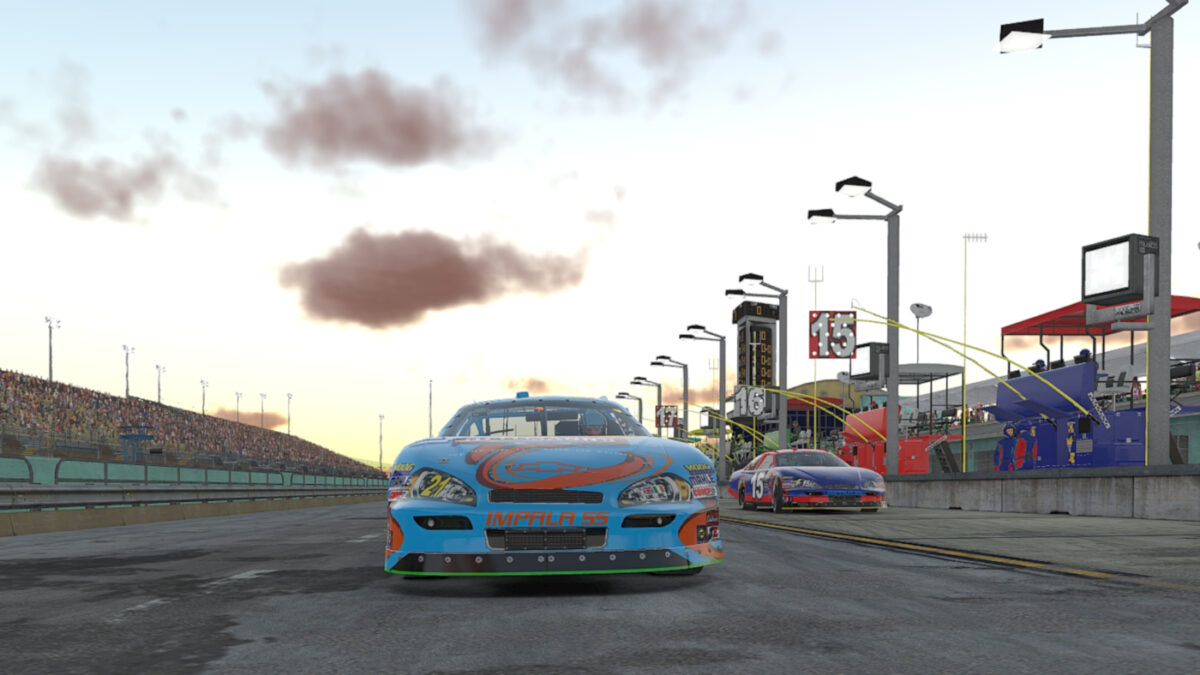 iRacing 2021 Season 2 Patch 4 Creates A Game Crashing Issue