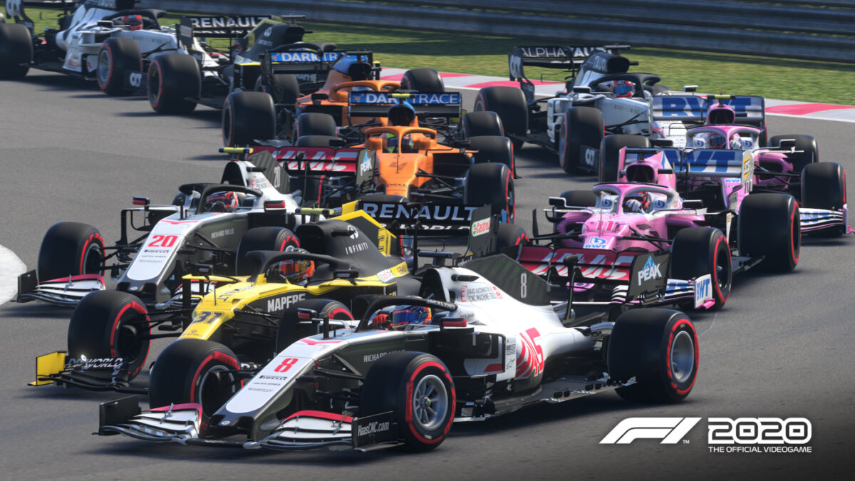 F1 2020 Update V1.18 Fixes A Career Crash Bug