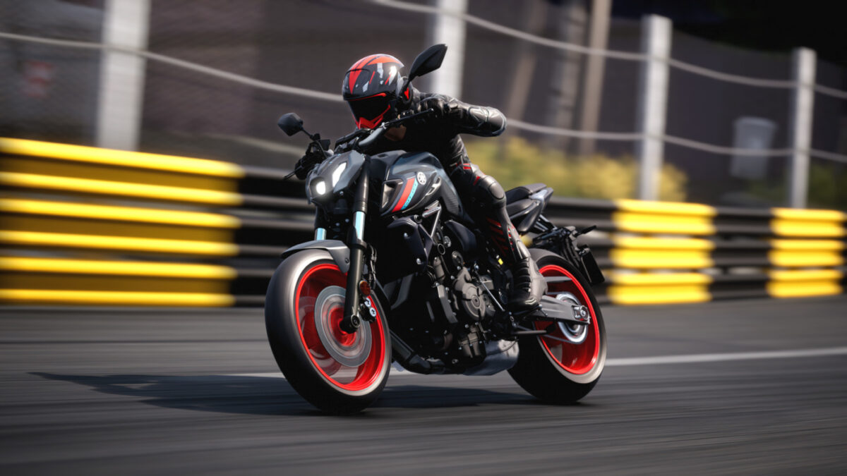 The Free RIDE 4 Bonus Pack 07 Adds A Yamaha MT-07 to the game