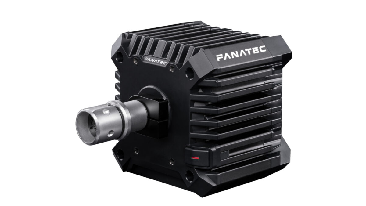 The New Fanatec CSL DD Wheel Base Costs Just €349.95