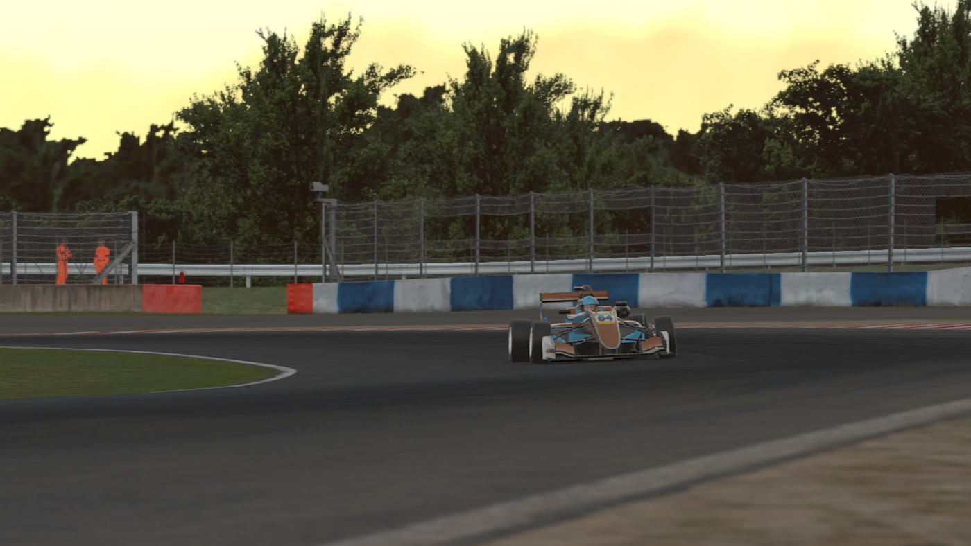 There are four new Fixed Series for iRacing 2021 Season 3