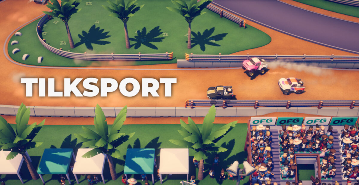 The new Tilksport Circuit arrives with Circuit Superstars update v0.2.0 released...