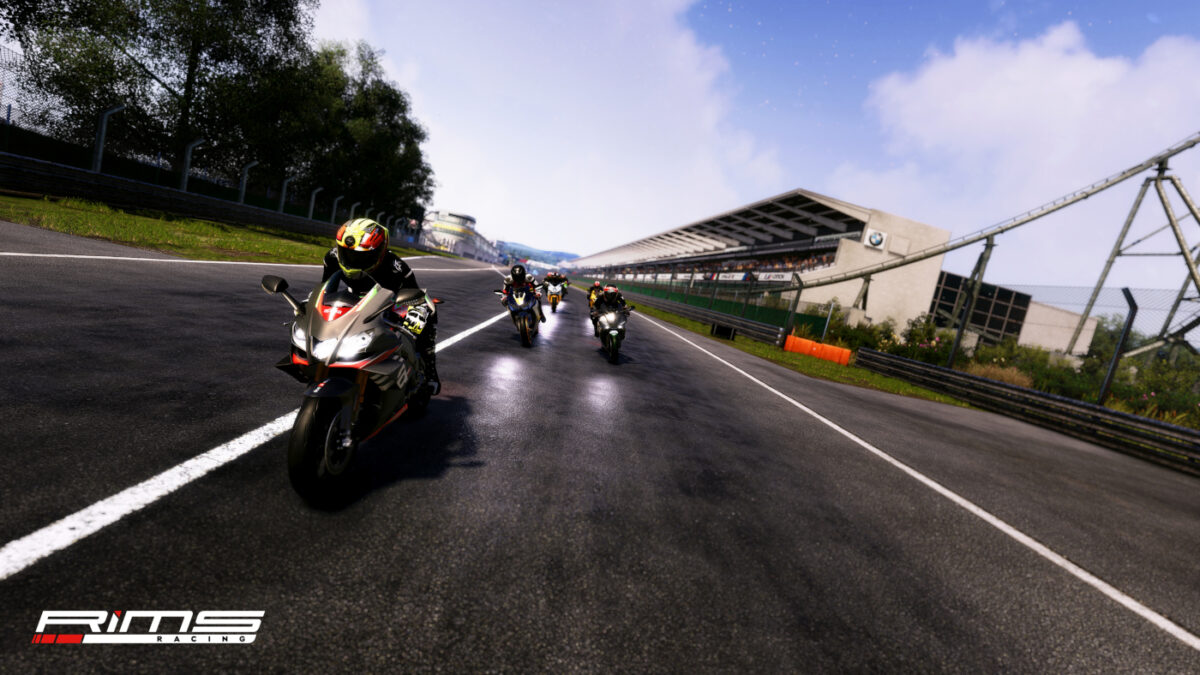 Check out the first RiMS Racing gameplay trailer and more Images from the motorcycle sim game