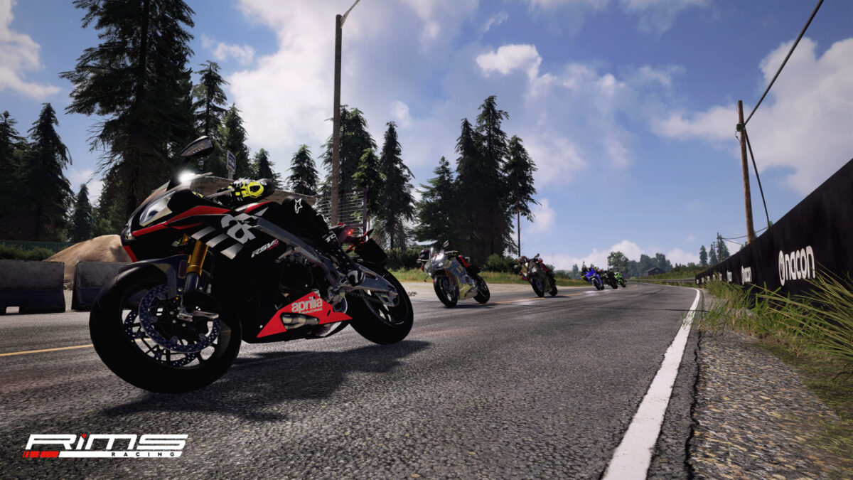 First RiMS Racing Gameplay Trailer And More Images