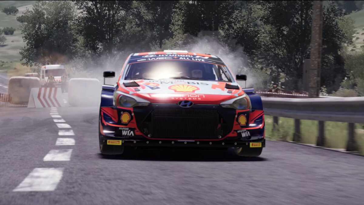 Check out the new WRC 10 Croatia Rally Gameplay Video