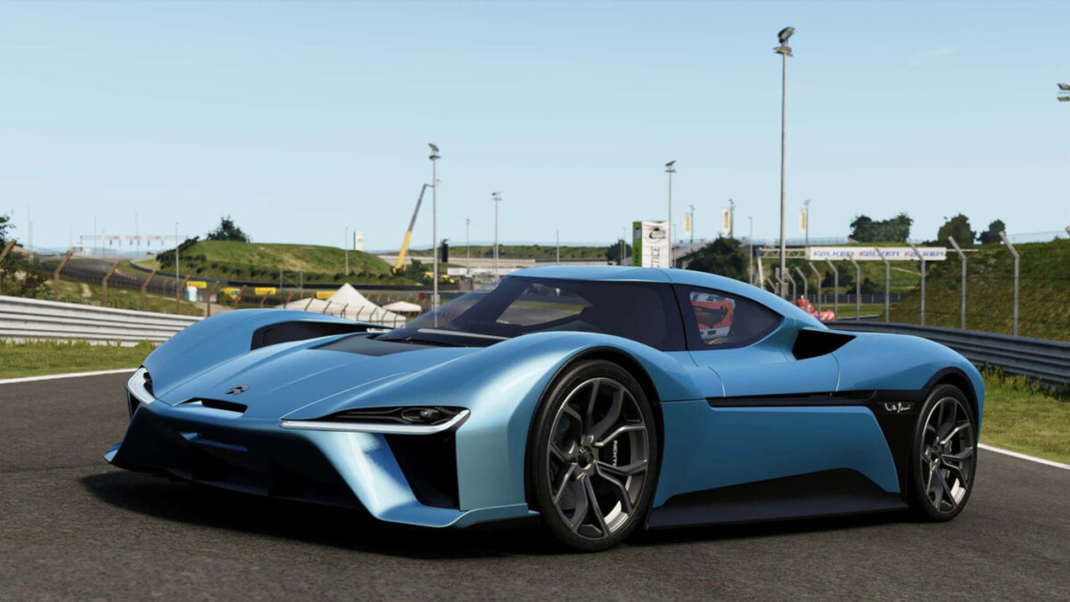 The Project CARS 3 Electric Pack DLC 2019 NIO EP9