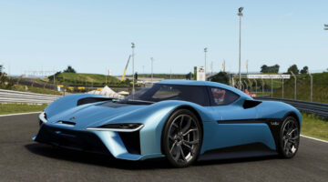 Final Project CARS 3 Electric Pack DLC Released