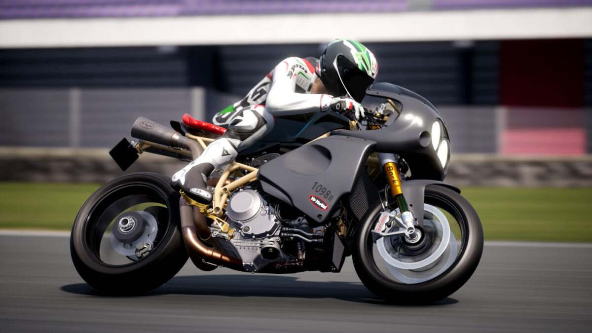 RIDE 4 Bonus Pack 09 Adds A Custom MrMartini Flashback Ducati