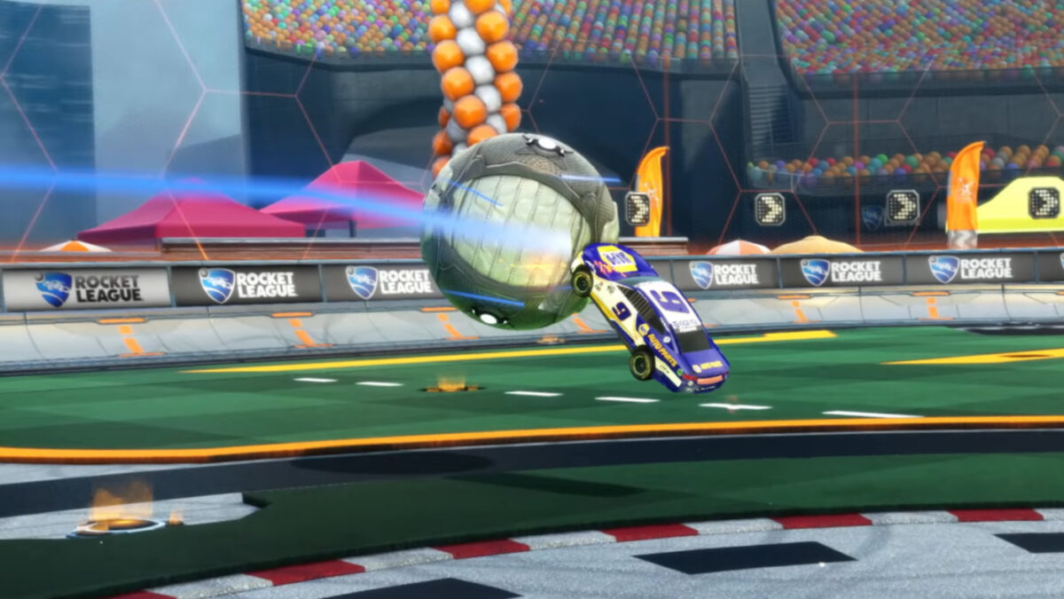 Rocket League Season 3 and NASCAR DLC Out Now