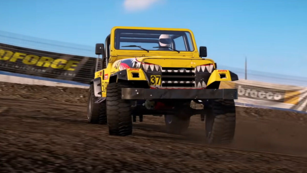 The latest DLC content gets some tweaks with the Wreckfest Super Truck Showdown Hotfix released for PC and consoles