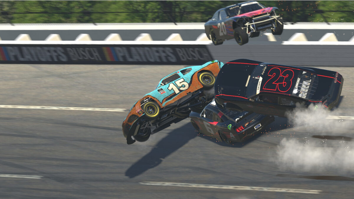 iRacing 2021 Season 2 Patch 6 Released