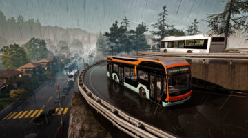 Bus Simulator 21 Arrives On September 21st, 2021, for PC, Xbox One and PS4