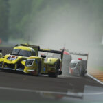 The rFactor 2 Ligier JS P217 V1.17 Update is available now