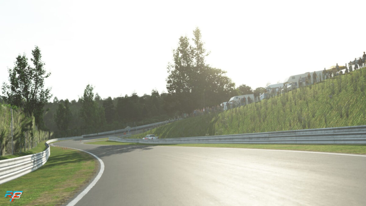 rFactor 2 Lime Rock Park V3.0 Update is out now to download and race
