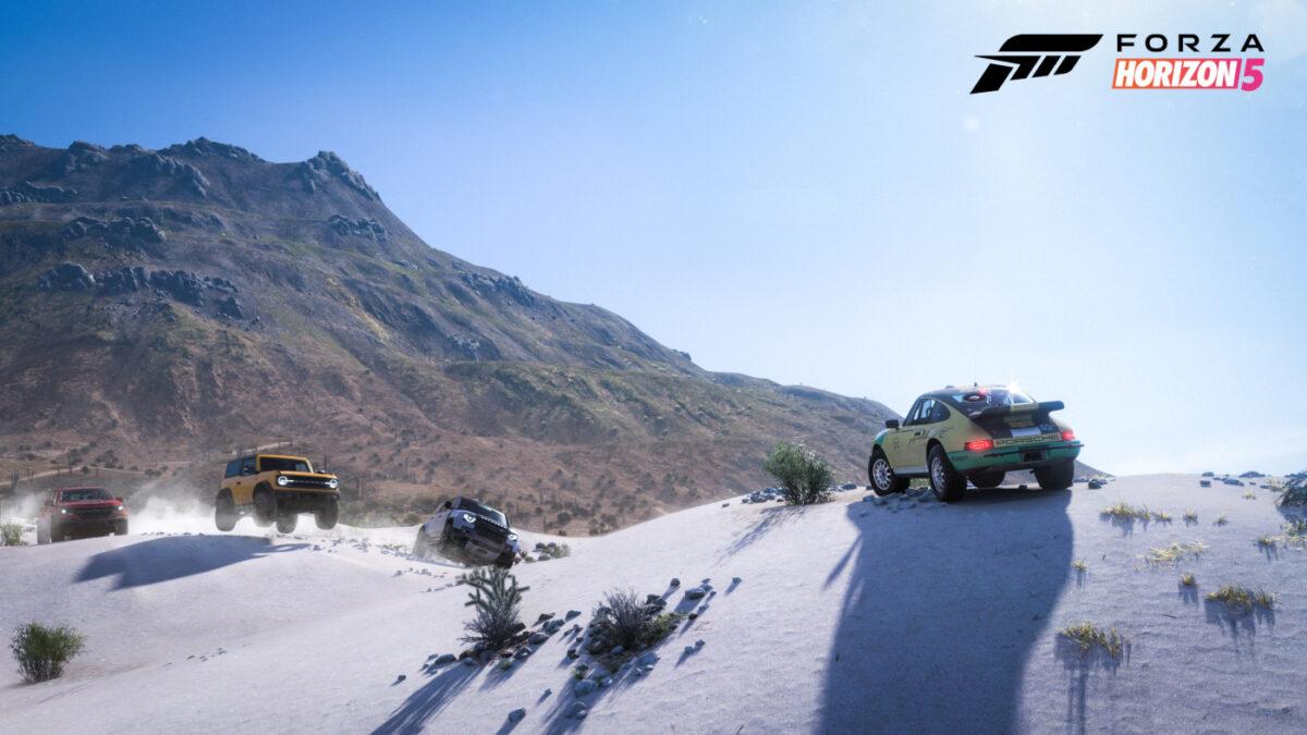 Forza Horizon 5 Unveiled