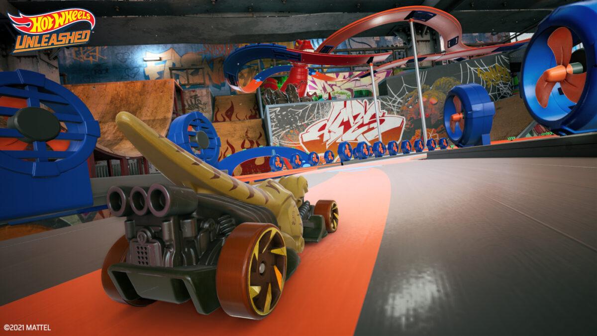 More of the Hot Wheels car list have been revealed, alongside the Skatepark...