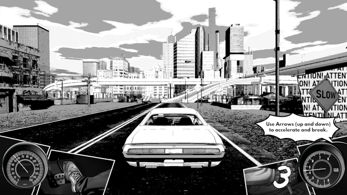 Heading Out is due for release on PC and consoles, from Polish developers Serious Sim