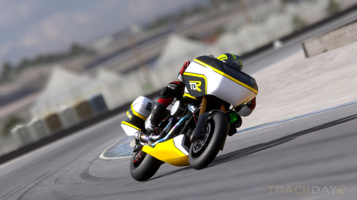 TrackDayR Update 1.0.81.25 Adds A Big Twin Bagger