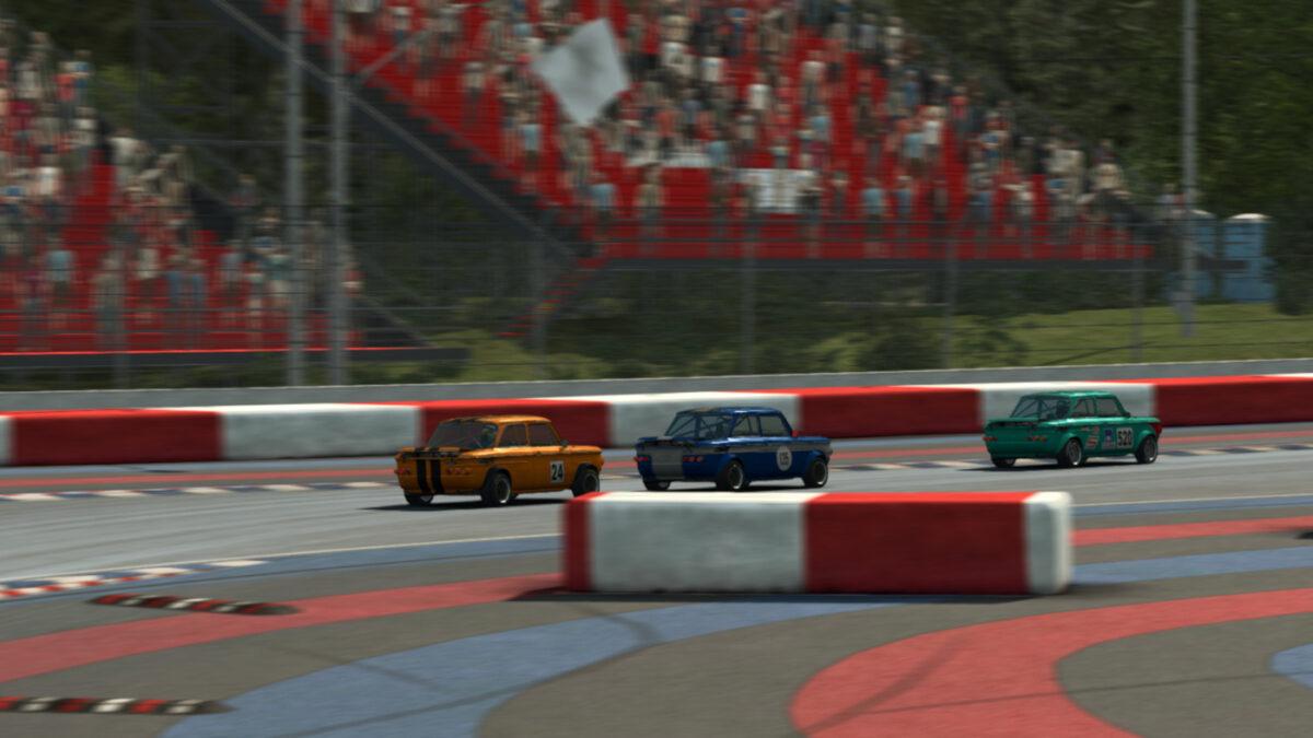 Sector3 Studios have been quick to add tweaks to the big June 2021 RaceRoom update