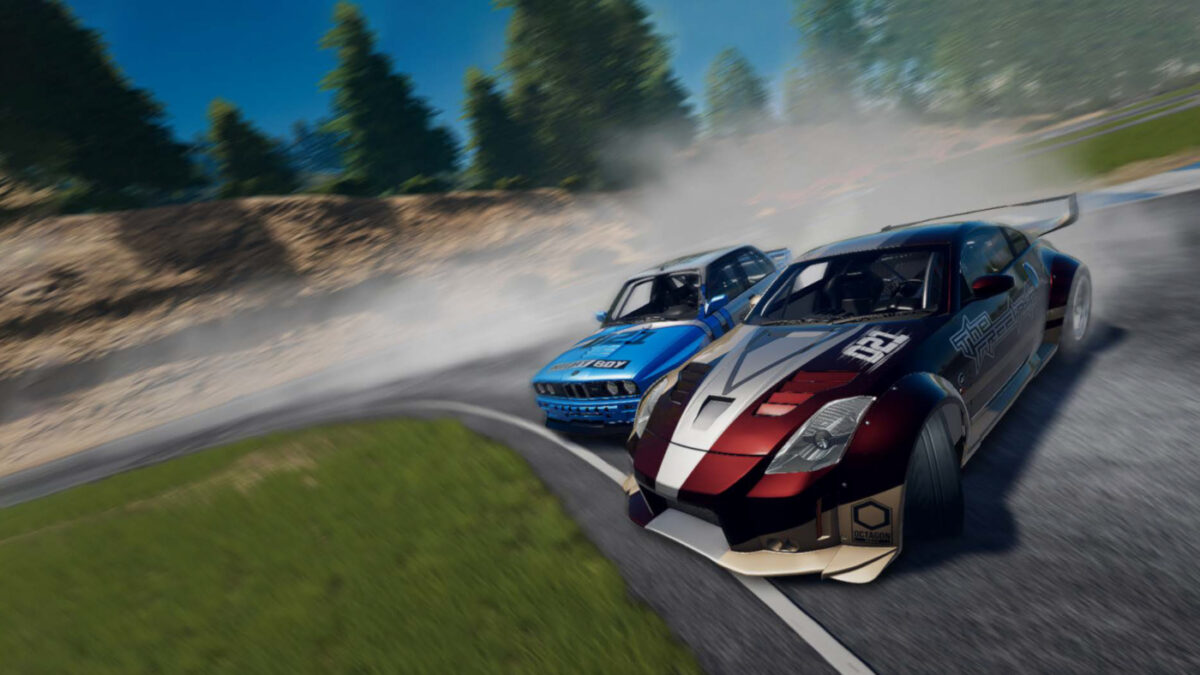 Drift21 Gets A Full Steam Release With V1.0 Out Now