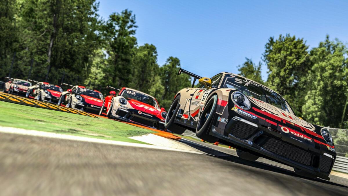 2022 Porsche TAG Heuer Esports Supercup Details